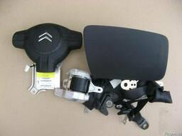 Подушки безопасности airbag ремни Citroen C1