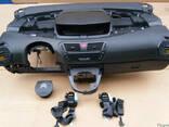 Подушки безопасности airbag ремни панель Citroen C4 picasso - фото 1