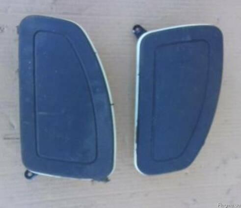 Подушки безопасности в сиденье Citroen C6 2005-2012