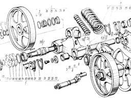 Втулка балансира 150.31.103А к тракторам Т-150, ХТЗ