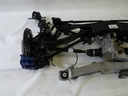 Подвеска амортизаторы рычаги подрамник BMW X1 X2 4x4 задние
