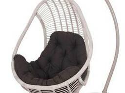 Подвесное кресло кокон Komfort бежевое
