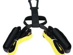 Подвесной фитнесс-тренажер (тренировочные петли) Fitness. ..