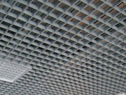 Подвесной потолок Грильято (в наличии)