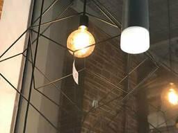 Подвесной светильник металлический LOFT
