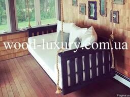 Подвесные качели на цепях. Подвесной диван. В наличии.