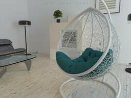 Подвесные кресла  для квартиры Victory (кокон) для дома. ..
