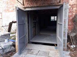 Подъёмник в готовую шахту Виралифт Украина 1500кг
