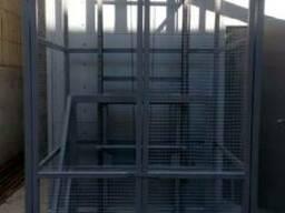Подъёмное оборудование для складского помещения