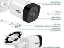 POE камера видеонаблюдения Hiseeu HB215-P 5Mp