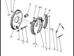 Погрузчик Балканкар ЕВ 687. Сервотормоз левый и правый.