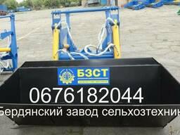 Погрузчик фронтальный быстросъёмный НФУ800Б, КУН на МТЗ, ЮМЗ