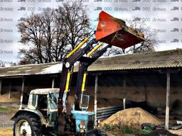 Погрузчик фронтальный 4. 6м для трактора МТЗ-1025