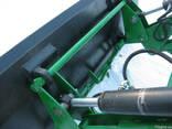 Погрузчик фронтальный навесной быстросъемный ДУбОк 12 на МТЗ - фото 3