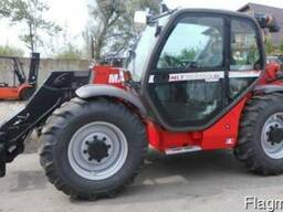Погрузчик Manitou MLT 634-120 LSU Turbo, 2005 год выпуска