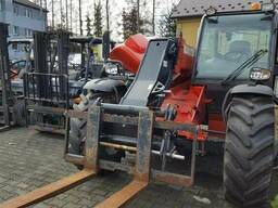 Погрузчик Manitou MLT 634 LSU Turbo, 2012 год выпуска