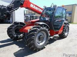 Погрузчик Manitou MLT 742 Turbo, 2010 год выпуска