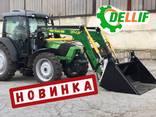 Погрузчик на трактор 100-140 л. с. - Деллиф СуперСтронг 2000 - фото 1