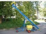 Автобункер-автотранспортер зерна- Завантажувач сівалок борт - фото 4