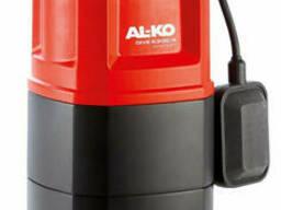 Погружной дренажный насос для полива AL-KO Dive 6300/4 (113037)
