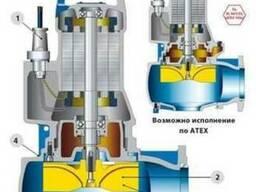 Погружной насос KSB Amarex N для перекачки сточных вод