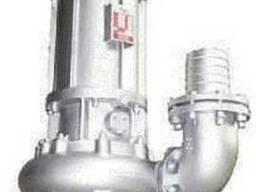 Погружные шламовые электронасосы Toyo DP
