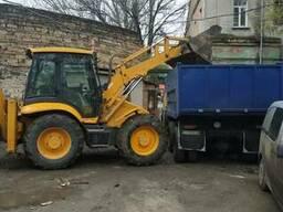 Погрузка и вывоз мусора Одесса.