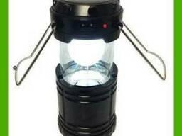 Походный фонарь-лампа на солнечной батарее G-85 Rechargeable