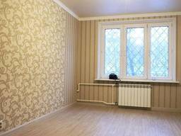 Поклейка обоев, ремонт квартир Киев