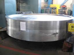 Поковка и отливка крупных узлов и комплектующих для АЭС