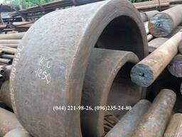 Поковка кольцо Ф 1260х135 мм h=310 мм ст 40Х