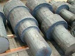 Поковки любые(любых размеров и марок сталей) Заготовки литые