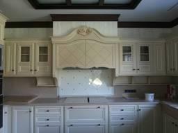Покраска мебельных фасадов, кухни