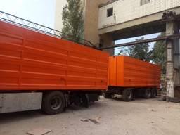 Покраска, рихтовка грузовых автомобилей