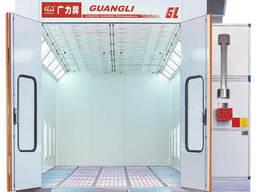 Камера для покраски мебели Guangli