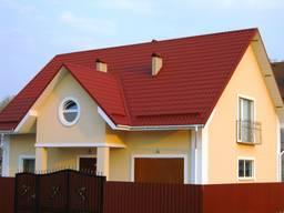 Покрівельні та фасадні матеріали від виробника в Києві