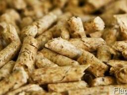 Покупаем древесные гранулы, брикеты на экспорт в Литву
