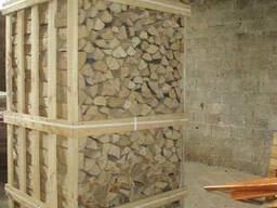 Покупаем дрова колотые граб, бук, ясень