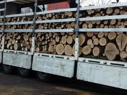 Покупаем дрова твёрдых пород.