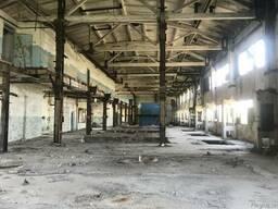 Покупаем объекты под демонтаж котельная заводы предприятия ц