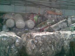 Покупаю отходы пленки полипропилена стрейча, вд 1, 2 сорт