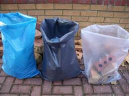 Полиэтиленовые мешки разных размеров