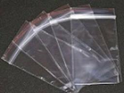 Полиэтиленовые пакеты с zip lock