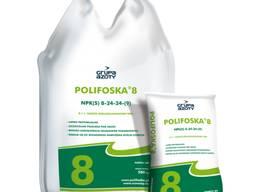 Polifoska 8 NPK(S) 8-24-24-(9). Поліфоска 8.