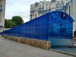 Поликарбонат Polygal (Израиль, Украина, Россия) 10мм