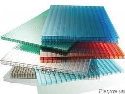 Поликарбонат сотовый Solidplast 10 мм