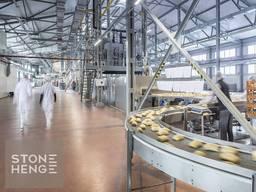 Полімерні наливні підлоги для промислових та комерційних об'єктів