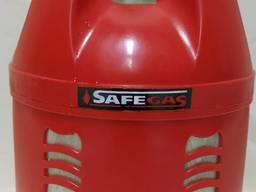 Полимерно-композитный газовый баллон 18 литров