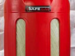 Полимерно-композитный газовый баллон 24 литров
