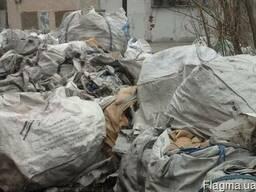 Отходы полипропиленовых биг-бегов и мешков.